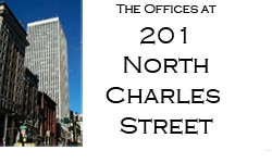 201 North Charles Logo