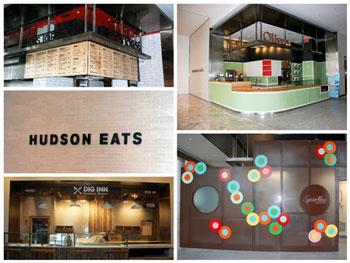 Hudson Eats hudson eats at brookfield place parking garages - nyc parking - sp+