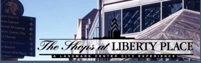The Shops at Liberty Place Logo