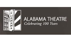 Alabama Theatre Logo