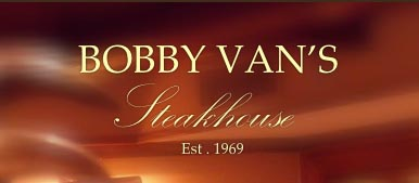 Bobby Van's Steak House Logo