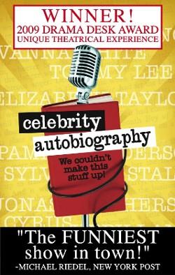 Celebrity Autobiography - MagicSpace Entertainment