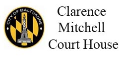 Clarence Mitchell Court House Logo