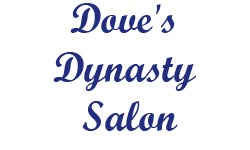 Dove's Dynasty Salon Logo
