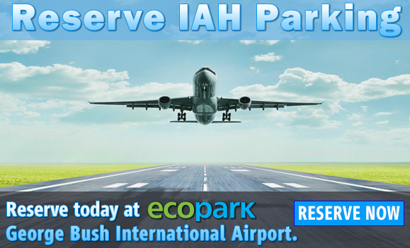 houston airport parking