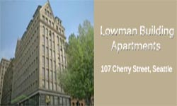 Lowman Building Apartments Logo