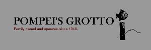 Pompei's Grotto Logo