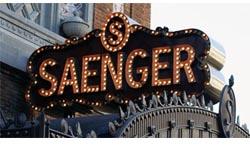 Saenger Theatre Logo