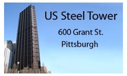 US Steel Tower Logo